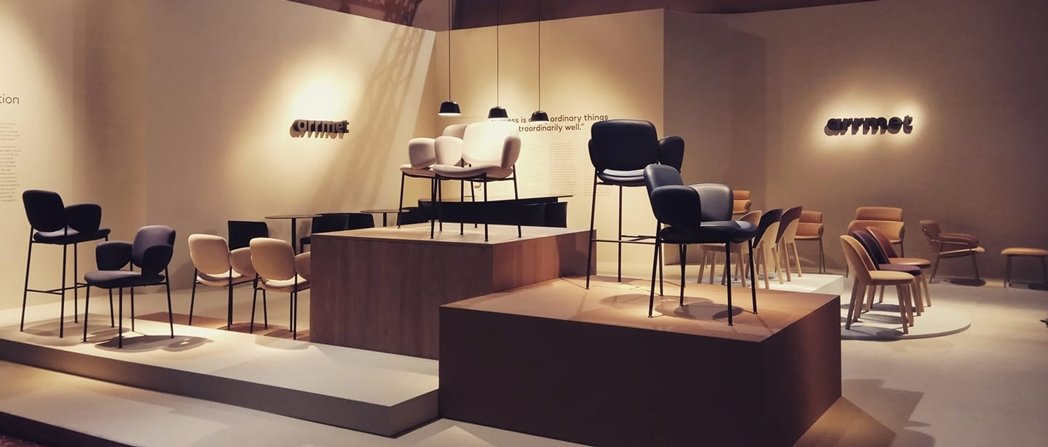 Salone del mobile Milano. Tendencias decorativas 2018.